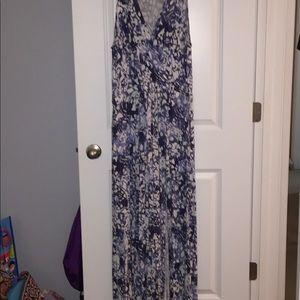 Peter Som for Kohl's maxi dress
